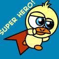 Quack as Hero!