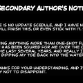 Secondary Author's Note