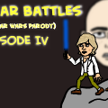 The Star Battles(A Star Wars Parody)