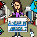 A Year in Grade 7