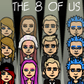 The 8 Of Us
