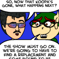 plan to revive koopa's death