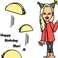 Happy Birthday Mari!!