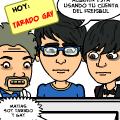 Ñ.A. tarado gay