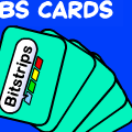 Bitstrips Cards