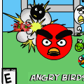 angry birds adventures