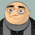 Gru (Has Inspiration.)