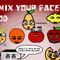 Face-On-Food Remix