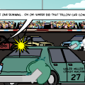 'Bitstrips Demolition Derby'