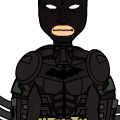 Dark Knight suit