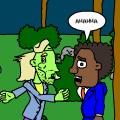 zombie'