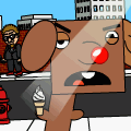 Rudolph In The City