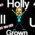 Holly All Grown Up