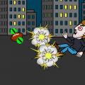 FOOTBALL AND BOMB