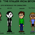 the stalker from beyond the grave