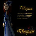 Despair Poster - Vespera