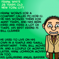 Frank White Characters&Stuff