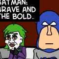 Batman:Brave and the Bold