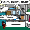 'Food Fight'