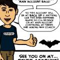 I Got my Account Back!