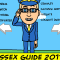Mattie's guide to sussex