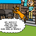 'Backyard Cat'