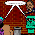 Obama vs wylder