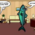 TotD: Somethings Fishy