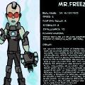 Mr.Freeze (New 52)-Bio
