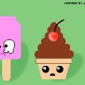 Kawaii Ice Creams