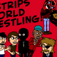 Bitstrips World Wrestling!