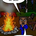 Barry: Camping
