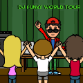 DJ Funky world tour