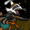 TotD: Raccoon