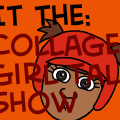 Talk Show CG (Collage Girl)