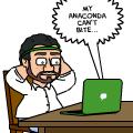 my anaconda