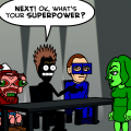 The Superhero Admission Office