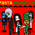 Pasta Monsters