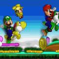 Mushroom Kingdom-Mario Bros.