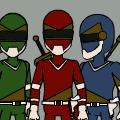 Power Rangers:NEW FORCE