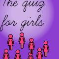 Quiz for girls