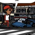 Car Breakdown Credit Comic