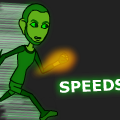 Speedstar effect test
