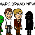 star wars:brand new sega