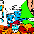 crazy smurfs!!!!!!!!!!!!!!!!!!