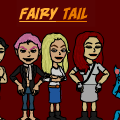 TV cast - Fairy Tail