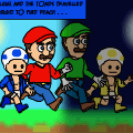 The Mario Bros. Get Advice