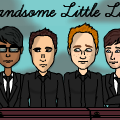Handsome Little Liars.