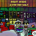 Robotic Head Shop