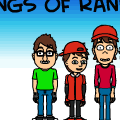 The Rings Of Random ness